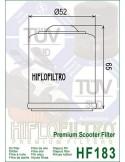 Filtro de Aceite para Moto- HF183