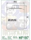 Filtro de Aceite para Moto - HF197