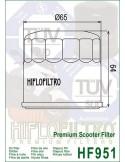 Filtro de Aceite para Moto - HF951