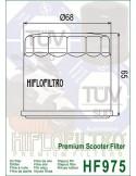 Filtro de Aceite para Moto - HF975
