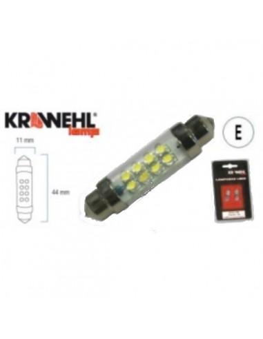7003.00219BL Lampara Plafonier 8 LED