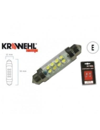 7003.00220BL Lampara Plafonier 8 LED