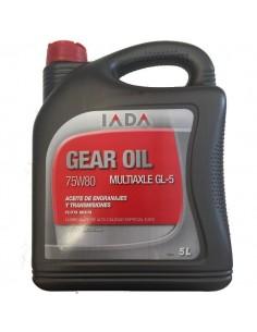 Aceite Multiaxle 75W80 GL-5, IADA