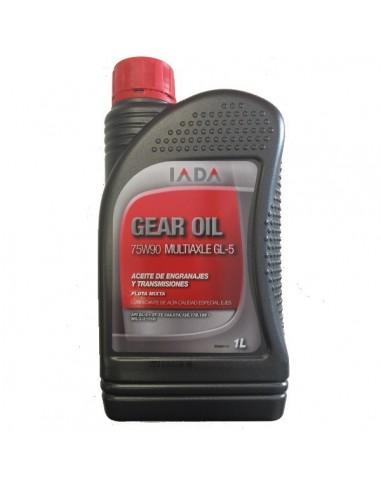 Aceite Multiaxle 75w90 GL-5, IADA