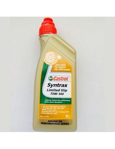 Castrol Syntrax Limited Slip 75W140