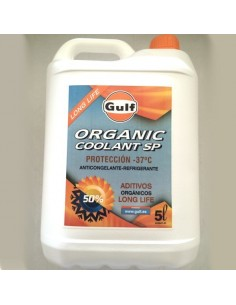 Gulf Organic SP Coolant 50%