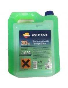 Anticongelante Repsol 30% Verde