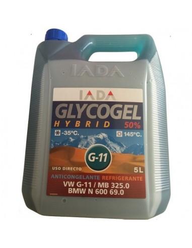 Anticongelante Glycogel 50% G-11 Híbrido, IADA