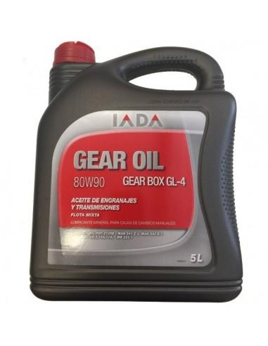 Aceite Gear Box 80W90 GL-4, IADA
