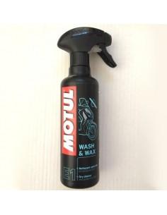 Limpiador Motul E1 Wash & Wax