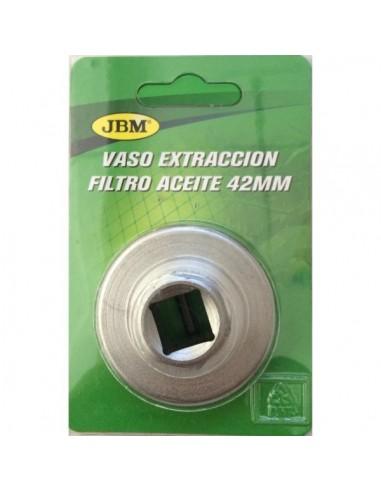 Vaso Extraccion Filtro Aceite 42mm