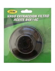 Vaso Extraccion Filtro Aceite 84x14C