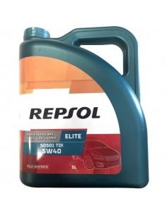 Aceite Repsol Elite 50501 TDI 5W40