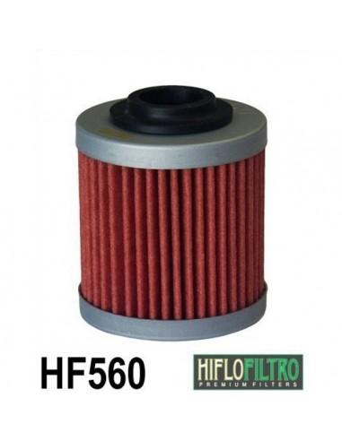 Filtro de Aceite para Moto - HF560