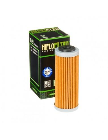 Filtro de Aceite para Moto - HF652