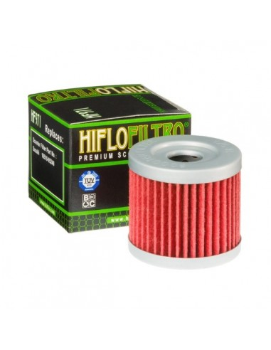 Filtro de Aceite para Moto - HF971