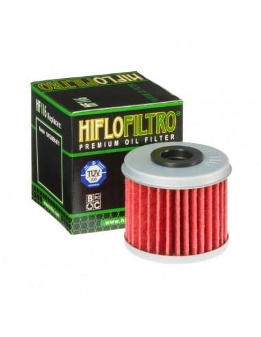 Filtro de Aceite para Moto- hf116